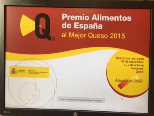 Concurso Mejor Queso 2015