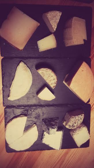 taula formatges